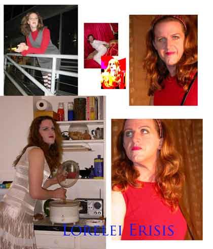 Lorelei Erisis - Widow Centauri's TranssexualGirlfreind
